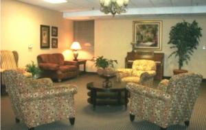 Nettleton Manor Apartments Lounge