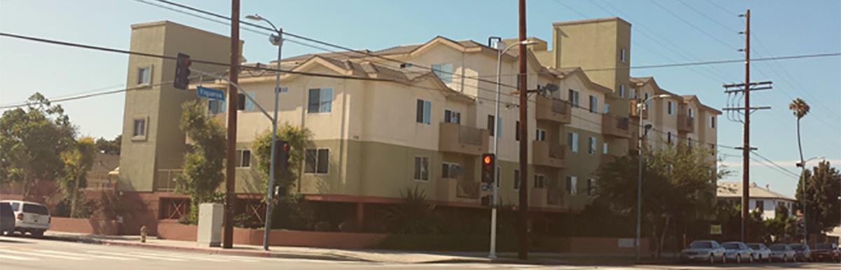Alameda terrace apartments banner