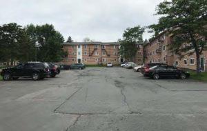 Sleepy Hollow Apartments Parking Lot