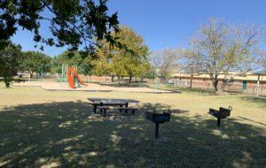 Wayman Manor Outdoor Community Space