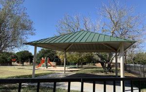 Wayman Manor Pavilion And Playground